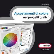 Accostamenti di colore nei  progetti grafici - copertina