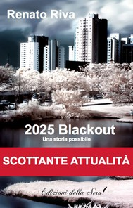 2025 Blackout - copertina