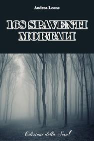 168 Spaventi Mortali - copertina