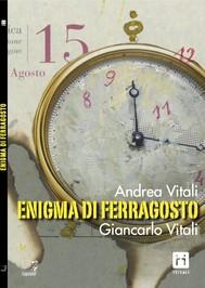Enigma di Ferragosto - copertina