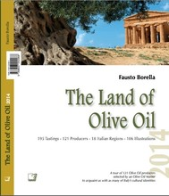 The Land of Olive Oil 2014 - copertina