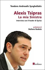 Alexis Tsipras. La mia Sinistra - copertina