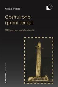 Costruirono i primi templi - copertina