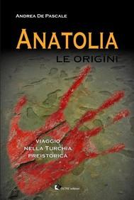 Anatolia - Le origini - copertina