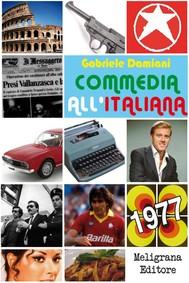 Commedia all'italiana - copertina