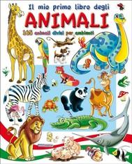 ANIMALI, il mio primo libro degli - copertina