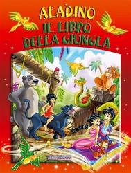 Aladino - Il libro della giungla - copertina