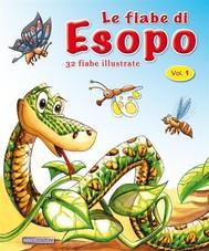 Le fiabe di Esopo - Vol. 1 - copertina