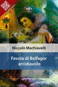 Favola di Belfagor arcidiavolo - copertina