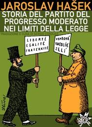 Storia del Partito del progresso moderato nei limiti della legge - copertina