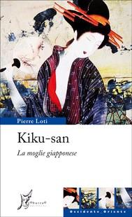 Kiku-san. La moglie giapponese - copertina