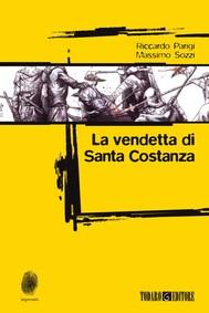 La vendetta di santa Costanza - copertina