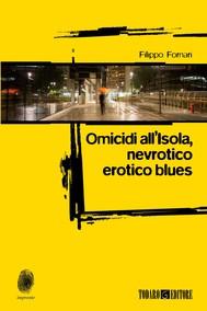 Omicidi all'Isola, nevrotico erotico blues - copertina