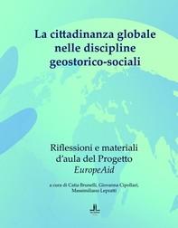 La cittadinanza globale nelle discipline geostorico-sociali - Librerie.coop