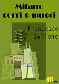 Milano corri o muori - copertina