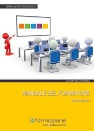 Manuale del formatore - copertina