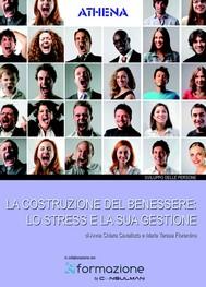 La costruzione del benessere: lo stress e la sua gestione - copertina