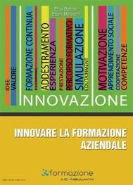Innovare la formazione aziendale - copertina