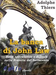 La banca di John Law - Librerie.coop