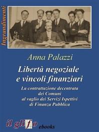 Libertà negoziale e vincoli finanziari - Librerie.coop