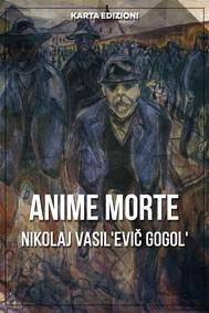 Anime morte - copertina