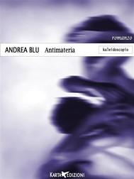 Antimateria - copertina