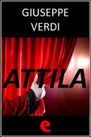 Attila - copertina