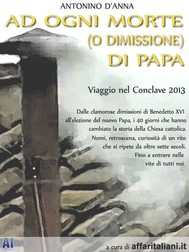 Ad ogni morte (o dimissione) di Papa - copertina