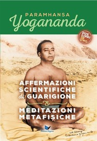 Affermazioni scientifiche di guarigione & Meditazioni metafisiche - copertina
