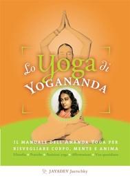 Lo yoga di Yogananda - copertina