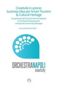 Creatività in azione: business idea per Smart Tourism & Cultural Heritage - copertina