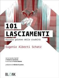 101 Lasciamenti - copertina