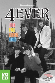 4EVER - John Paul George Ringo - copertina