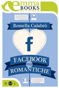 Facebook per romantiche - copertina