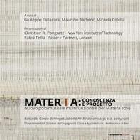 Mater[i]a: conoscenza e progetto - Librerie.coop