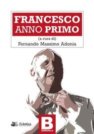 Francesco Anno primo - copertina