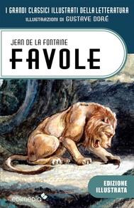 Favole illustrate da Gustave Doré - copertina