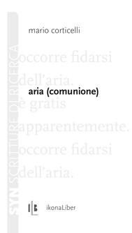 Aria (comunione) - copertina