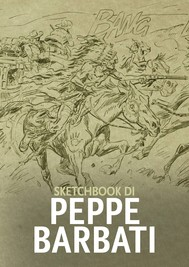 Sketchbook di Peppe Barbati - copertina