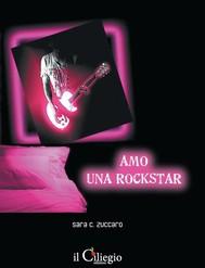 Amo una rockstar - copertina