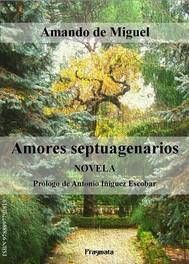 Amores septuagenarios - copertina
