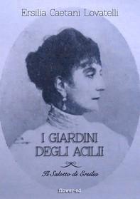 I giardini degli Acilii - Librerie.coop