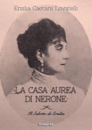 La Casa Aurea di Nerone - copertina