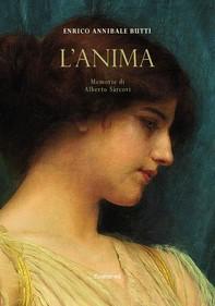 L'Anima. Memorie di Alberto Sàrcori - Librerie.coop