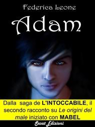 Adam - copertina