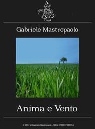 Anima e Vento - copertina