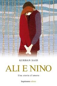 Ali e Nino - copertina
