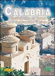 Calabria Basilichette ed icone che richiamano il cielo - copertina