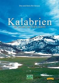 Kalabrien der norden des tiefen südens - Librerie.coop