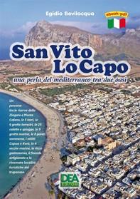San Vito Lo Capo una perla del mediterraneo tra due oasi - Librerie.coop